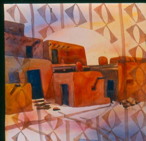 Another view -taos - Joan Elion