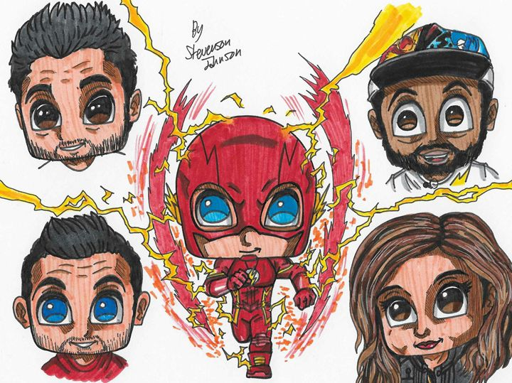 """The FlashAS Team"" - Stevensonjohns"
