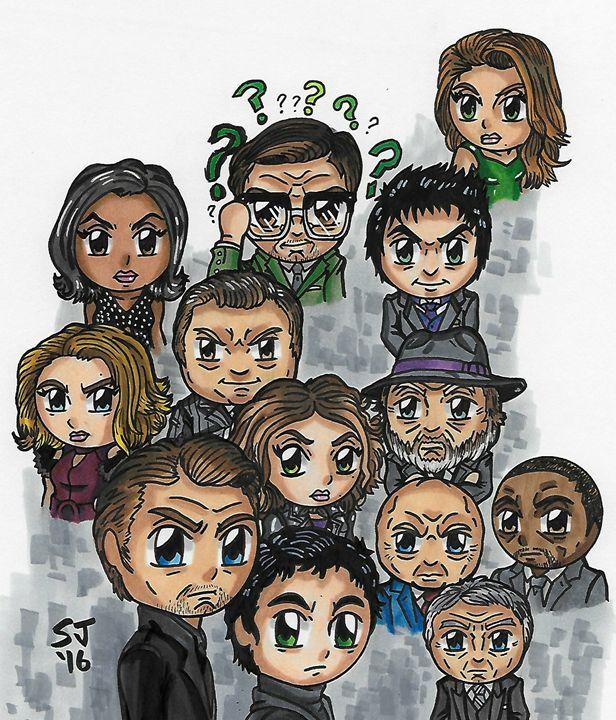 """""""Gotham Season 3"""" - Stevensonjohns"""