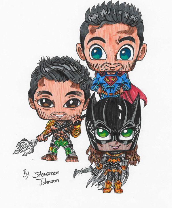 The CW_Legends Aftershow Superhost - Stevensonjohns