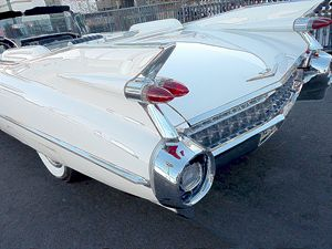 '59 Caddy Convertible