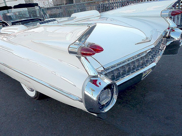 '59 Caddy Convertible - CAARsbyEmbo