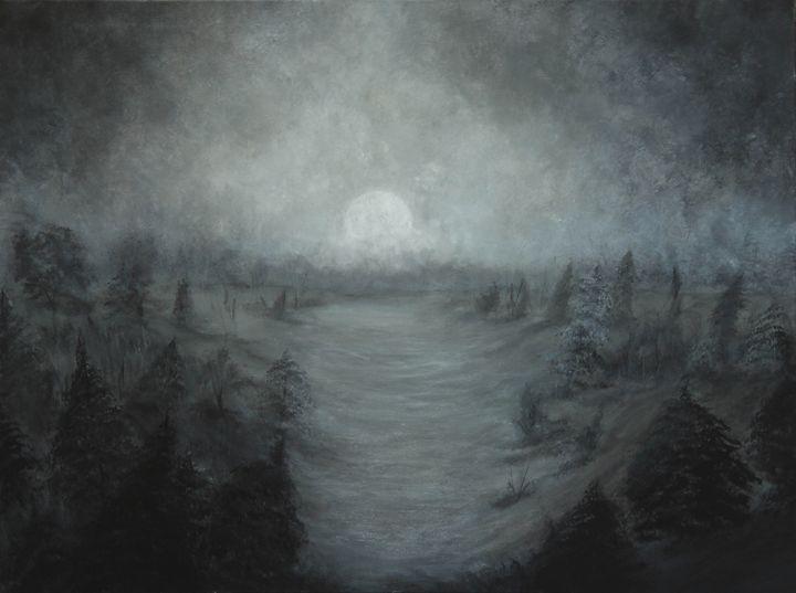 Moonlight Valley - Krystal Gray