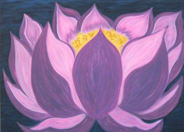 Lotus - Krystal Gray