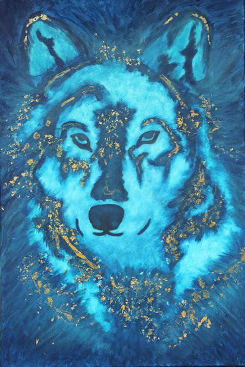 Wolf - Krystal Gray