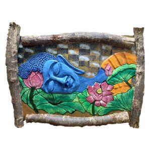 3D Buddha Painting
