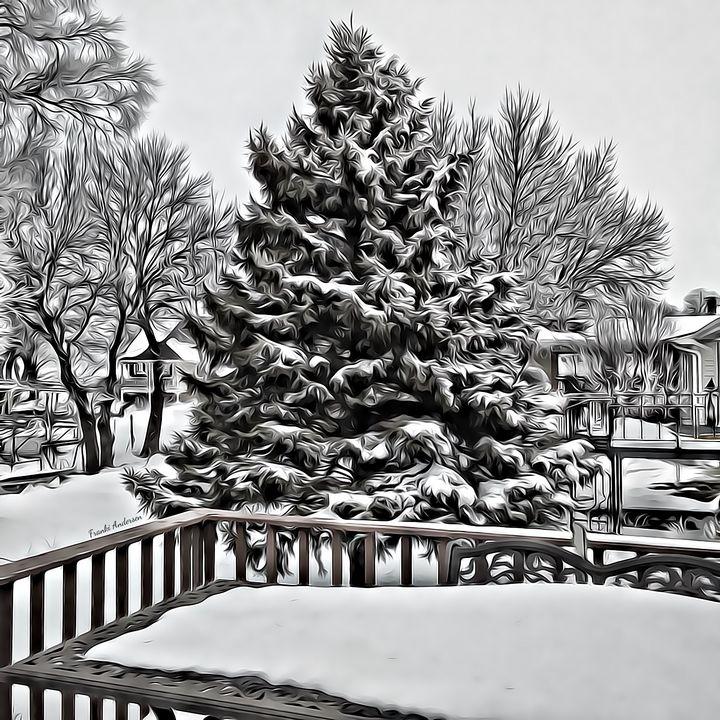 Snow Pine - Franki Andersen