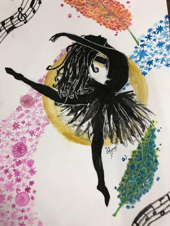 The Ballerina - powerpuff
