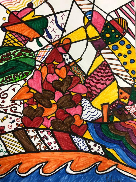 The house of hearts - Fatima