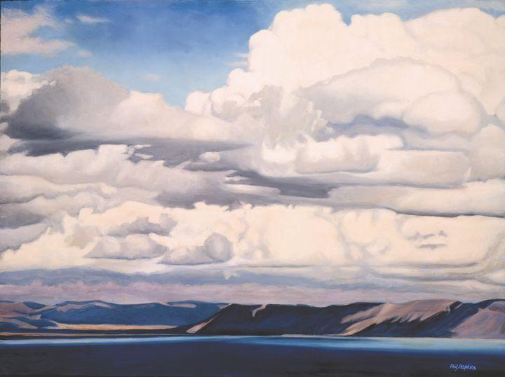 Bear Lake Clouds - philhopkinsfineart
