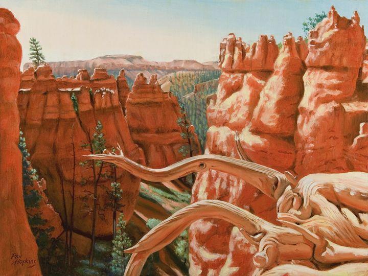 Bryce Canyon 1 - philhopkinsfineart
