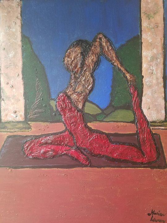 Morning Stretch - MarisaLauren