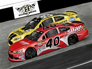 Hillman racing sprint cup series '15
