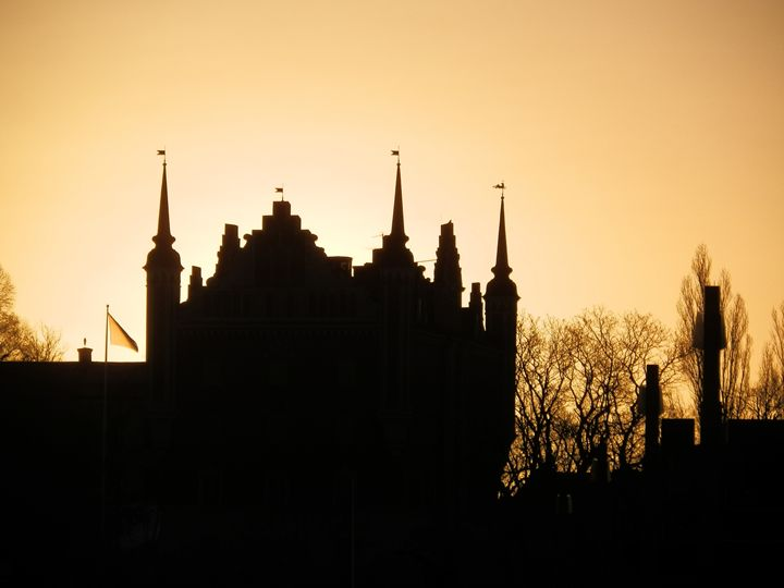 Stockholm Silhouette - Margaret LN Brooks