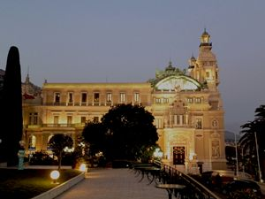 Casino at Monte Carlo