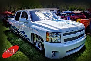 Micky cowarts truck whitey