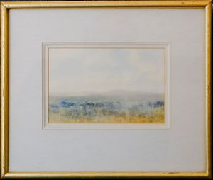 Hill top, Bowland, by Kenneth Lauder
