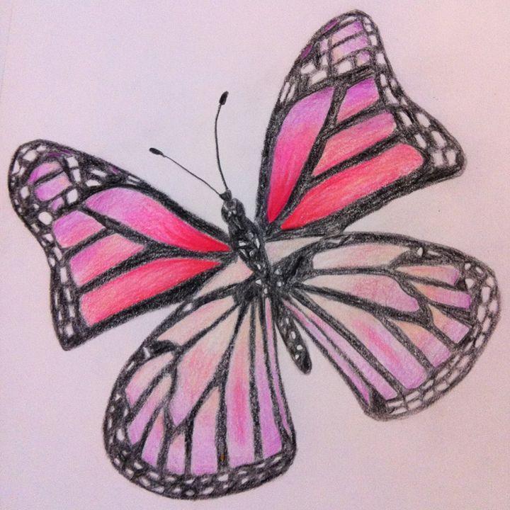 Butterfly - Jess Sabal