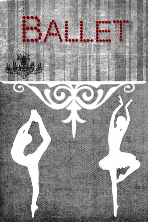 Ballet Series 1 - .::MoonDreams::. Designs