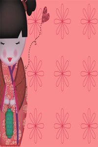 Little Geisha Pink