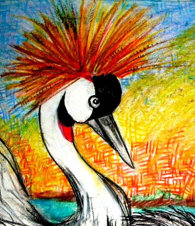 Profile of A Bird - JB EDIFY STUDIO
