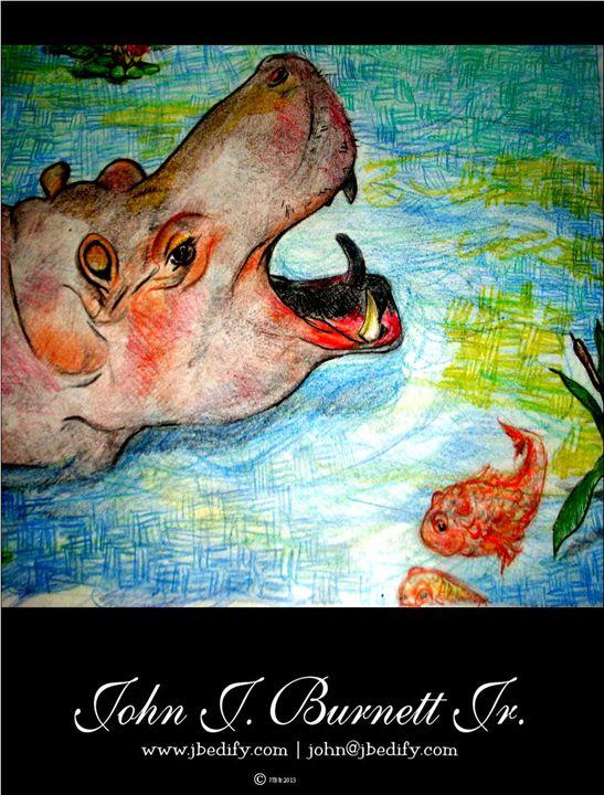 THE WATER POND - JB EDIFY STUDIO