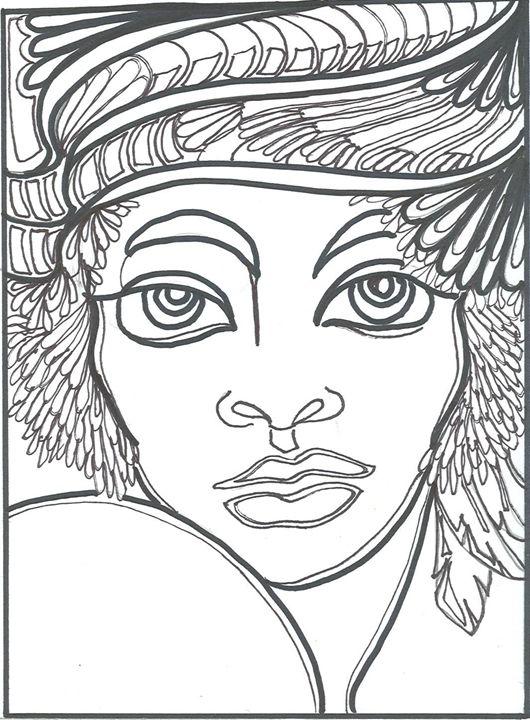 Hand Tinting Illustration - JB EDIFY STUDIO
