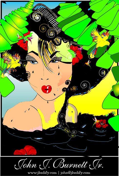 The Yellow Bird - JB EDIFY STUDIO