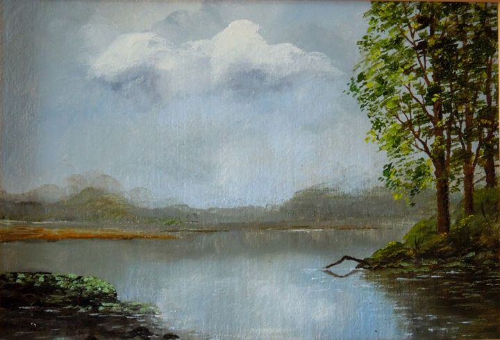 Summer Pond - Naturelands