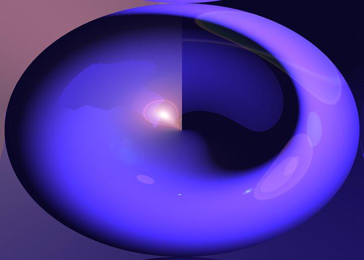 Liquid Moon - Ben Harris Gallery