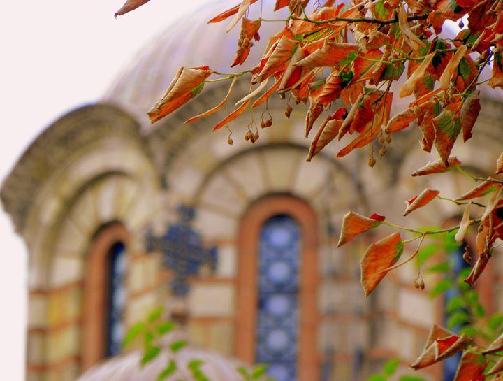 Christian Temple - BranaghBel Art