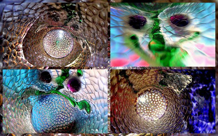 Neurobics ~ Abstract Photography - BranaghBel Art
