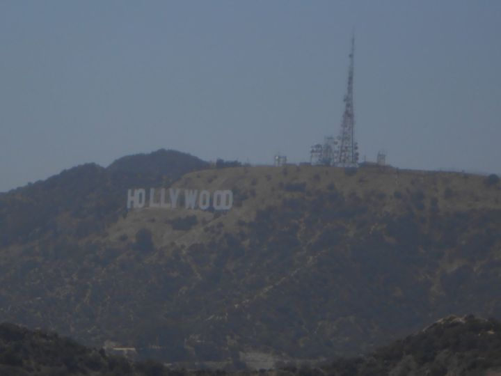 Hollywood Sign - Kate-Ann Art & Photography: Kathy and Stephanie Pe