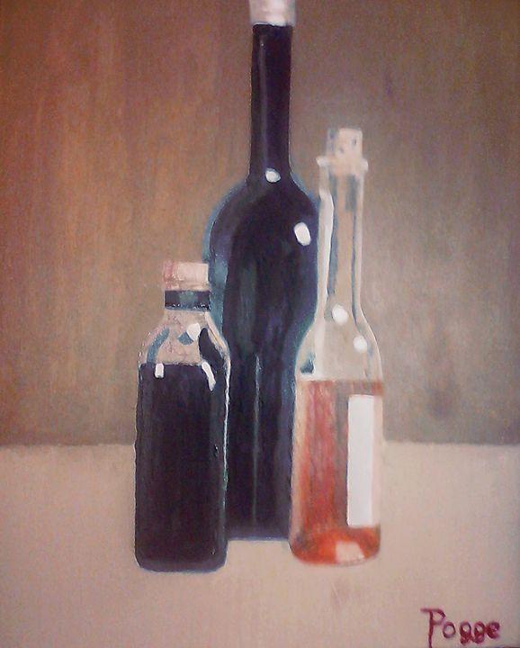 Bottles - Fun Stuff By Ben.