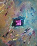 20x16 Unframed Oil Painting