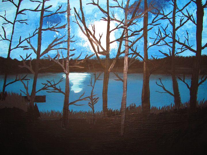 River in Blue - Ivys Dreamer