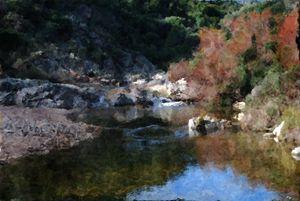 Still Lake Shimmer