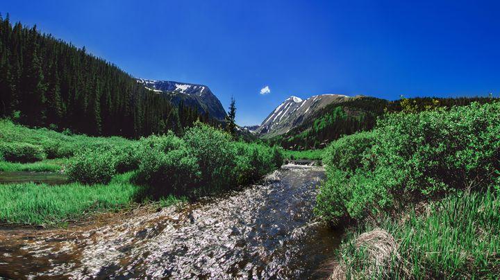 Mountain Pass - Casey Becker