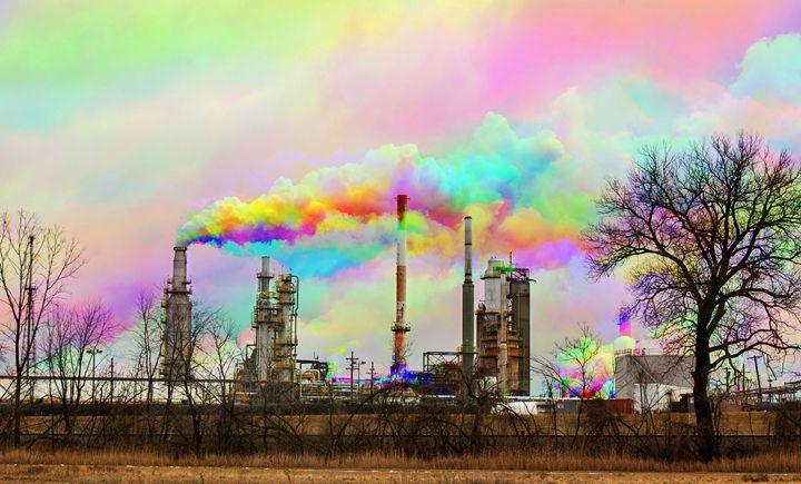 Beautiful Pollution - Casey Becker