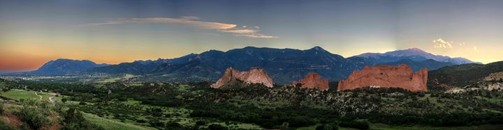 Garden of the Gods - Casey Becker