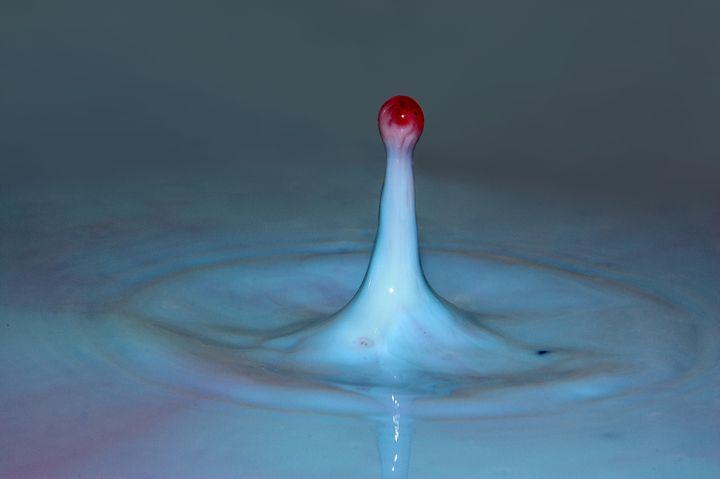 Water Drop # 3 - Casey Becker