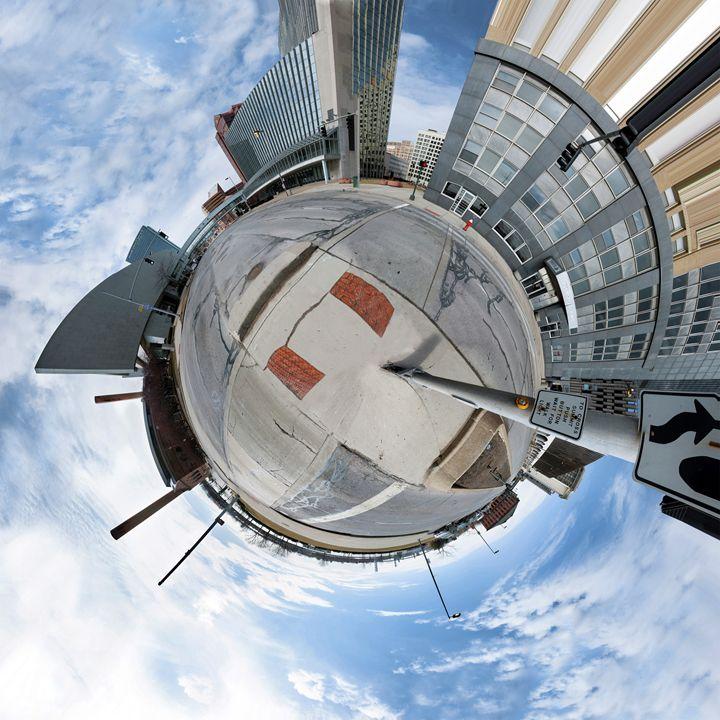 Planetoid - Downtown Toledo - Casey Becker