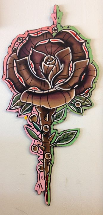 La Rosa - SCARCE817