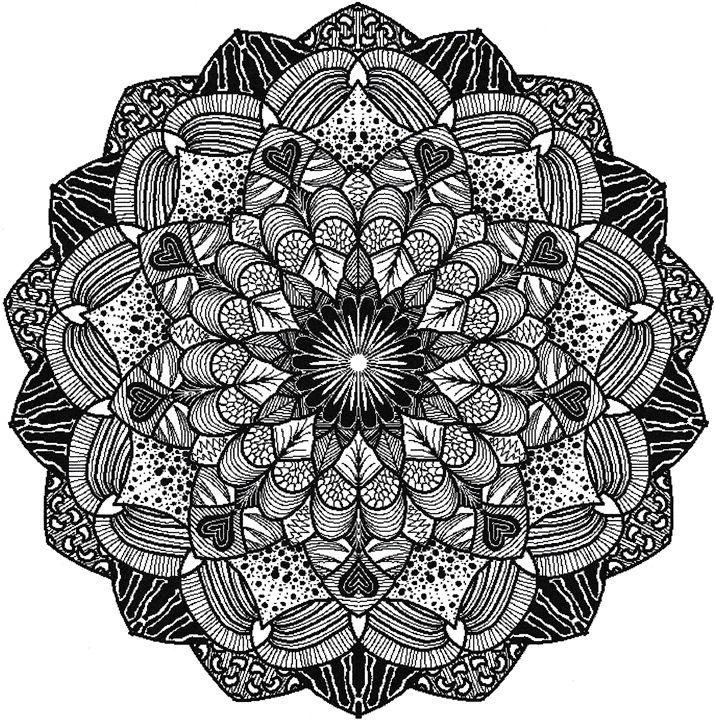 Love Mandala - Laura