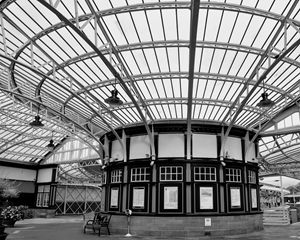 Wemyss Bay Station, Scotland