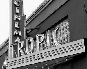 Cinema, Key West, Florida - Gemo Art