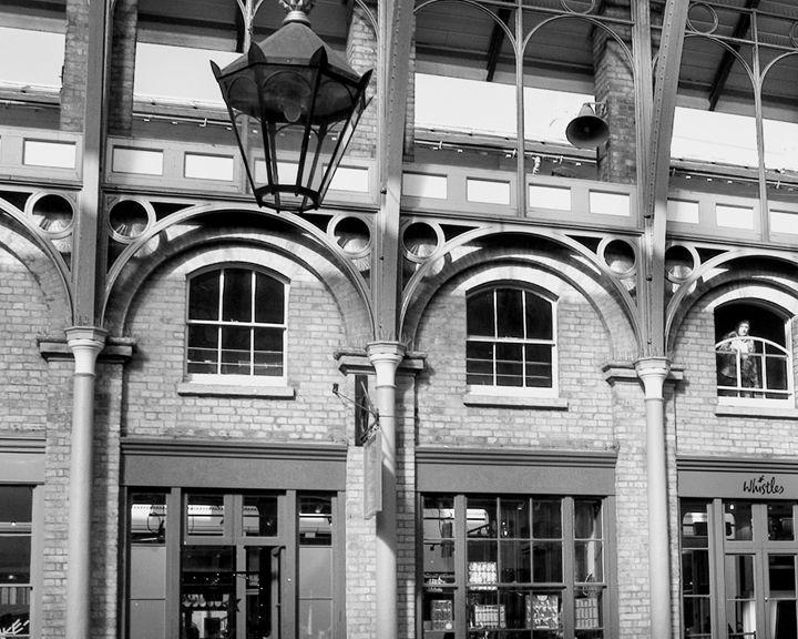 Covent Garden, London, UK - Gemo Art