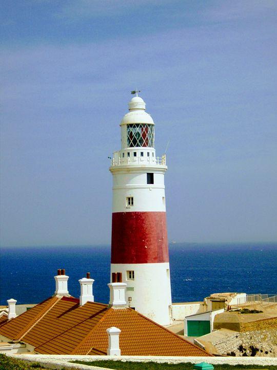 Lighthouse, Gibraltar - Gemo Art