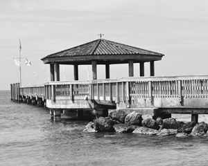 Pier, Key West, Florida