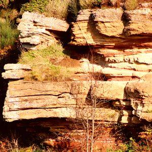 Cliffs at Deadman's Bay II, Isle of